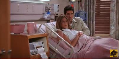 Ross and Rachel - TOW Rachel Has A Baby - Part 1