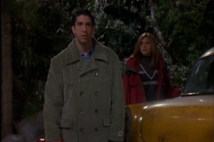 Ross and Rachel - TOW The Ski Trip