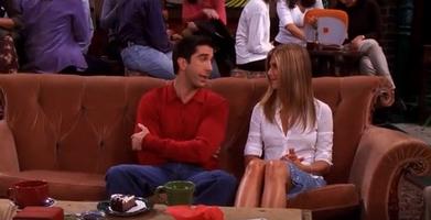 Ross & Rachel (6x3)