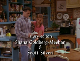 Rachel Conforts Joey (3x13)