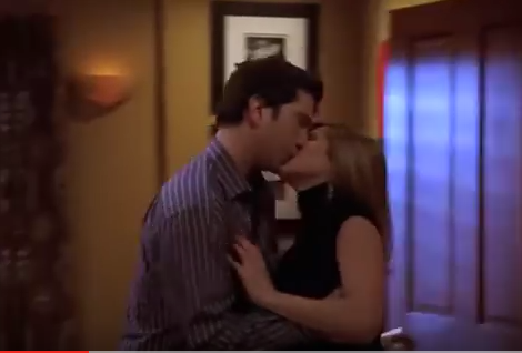 File:RachelRossKiss in his Bedroom - (10x16).png