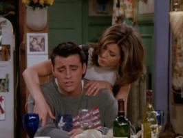 Joey & Rachel (2x10)