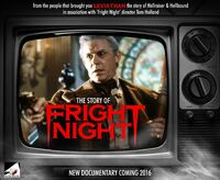 The Story of Fright Night - Roddy McDowall as Peter Vincent
