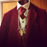 You're So Cool Brewster The Story of Fright Night - Peter Vincent costume