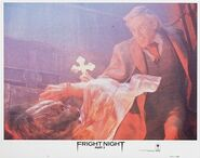 Fright Night 2 Lobby Card 01 Roddy McDowall