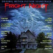 Fright Night 1985 Soundtrack LP