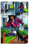 Fright Night Comics 21 WereWolf There-Wolf Charley Brewster Natalia Hinnault - Kevin West