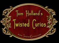 Tom Holland's Twisted Curios
