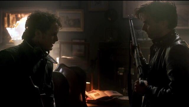File:Charlie & Peter Armed and Ready..jpg