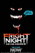 Fright Night The Comic Series Evil Ed Ad