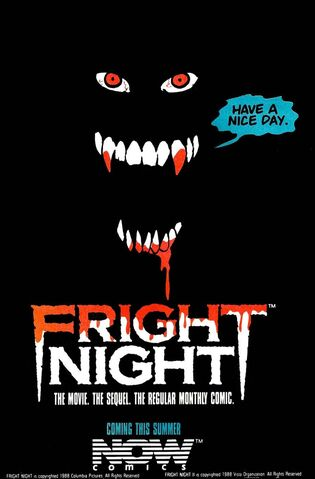 File:Fright Night The Comic Series Evil Ed Ad.jpg