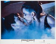 Fright Night 2 Lobby Card 03 William Ragsdale Julie Carmen