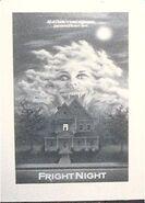 Fright Night Poster Concept Art