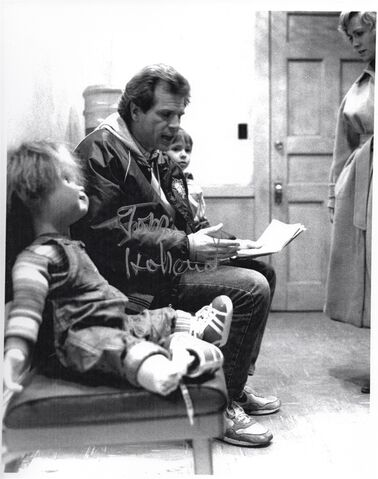File:Child's Play Chucky Tom Holland Alex Vincent Catherine Hicks.jpg