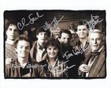 Terror Time Fright Night signed cast photo