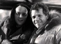 Brad Dourif and Tom Holland Child's Play
