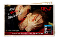 Fright Night 2 New Blood E-Card 04 Jaime Murray Chris Waller