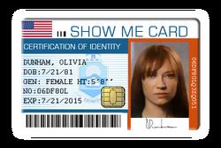 Bolivia show me card