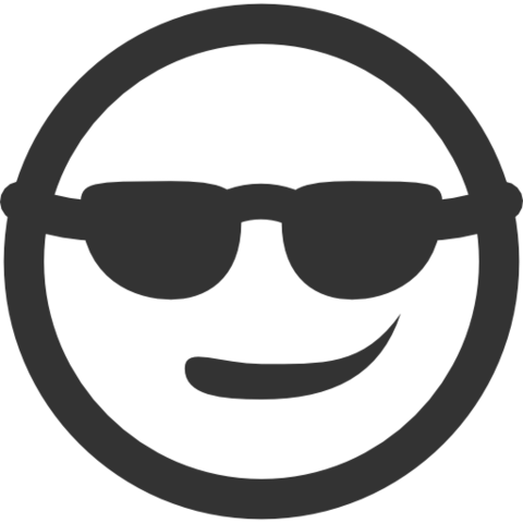 File:Emoticons-Cool-icon.png
