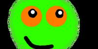Tree Frog Green