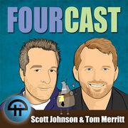 Fourcast album art