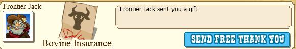 Frontier Jack Bovine Insurance