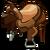 Saddle-icon