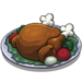 Roast Turkey-icon