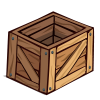Share Need Crate Box-icon
