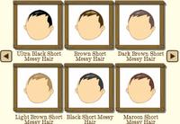 Male Hair 5