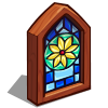 Share Need Stained Glass-icon