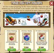 Christmas Event Popup