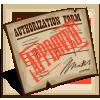Survey Authorization-icon
