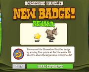 Horseshoe Handler Complete