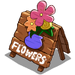 Flower Shop Sign-icon