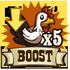 Chicken Ready Boost Set-icon