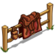 Fence and Saddle-icon