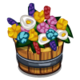 Round Flower Pot-icon
