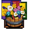 Round Flower Pot-icon