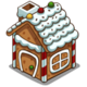 Mini Gingerbread-icon