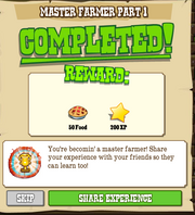 Master Farmer 1 Complete