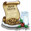 Share need Letter to Santa-icon
