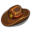 Rodeo Hat-icon