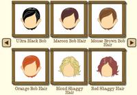Female Hair 7