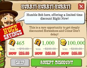Humble Bob Fixed