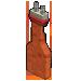 Cabin Brick Chimney-icon