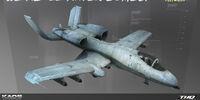 AB-11 Attack Bomber