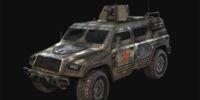 GZ550 Light Armor