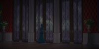 Isolation of Arendelle castle