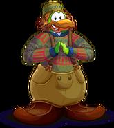 Oaken Club Penguin